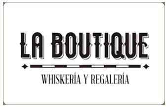La Boutique Whiskeria Bebidas