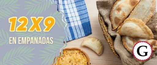 Empanadas Gourmet - Summer Sessions