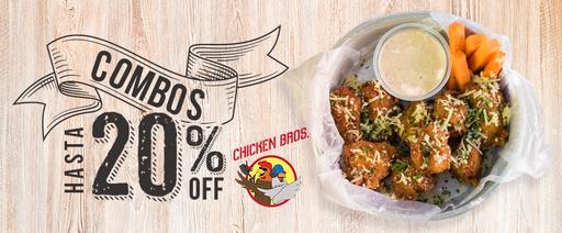 Chicken Bros - 20% Off