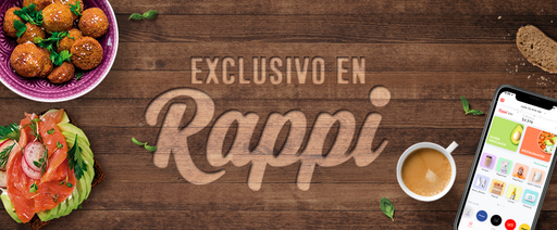 GLOBAL EXCLUSIVOS EN RAPPI