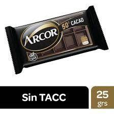 Arcor 50% Cacao 25g