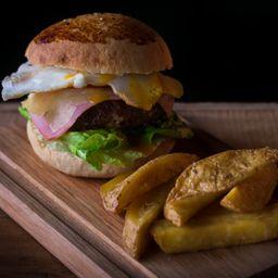 Burger Nápoles