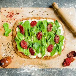 Pizza Vegana Integral Parma
