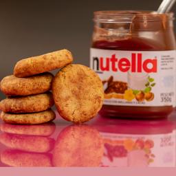 Cookies de Nutella X 5