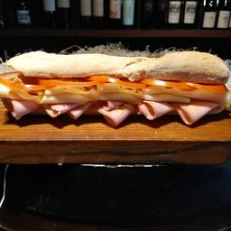 Sándwich Miss Bologna