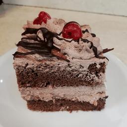 Torta de Mousse de Chocolate Individual