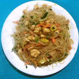 Chow Mi Fen de Pollo