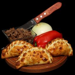Empanada de Carne a Cuchillo