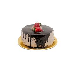 Torta de Mousse de Chocolate