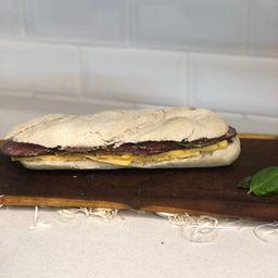 Sándwich Especiado