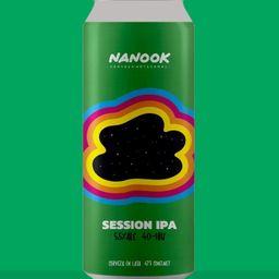Cerveza Nanook Session Ipa 473 ml