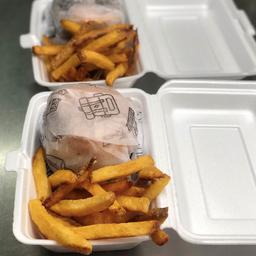 Tierra Del Fuego Burger