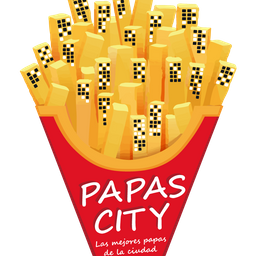 Caja de Papas Doble