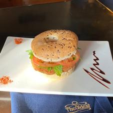 Sándwich Vegetarian Portobello
