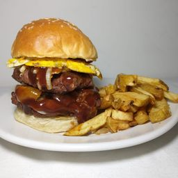 Burger Bob Patiño Doble