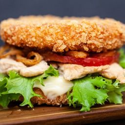 Vegan Sushi Burger