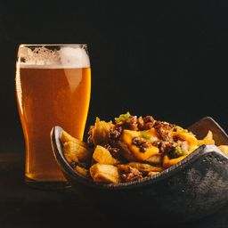 Promo Día Del Padre (papas Damn+cerveza)