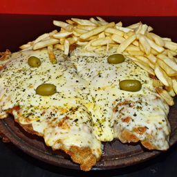 Pizzanesa Muzzarella & Papas