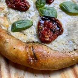 2 Pizzas Vegan y 1 kg de Helado Vegan