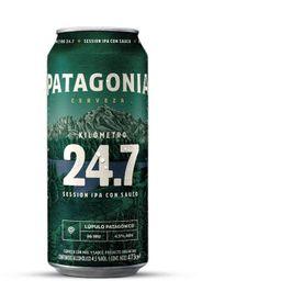Cerveza Patagonia 24.7 473 ml
