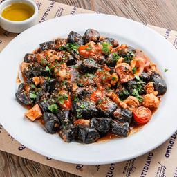 Gnocchi Nero Frutos de Mar