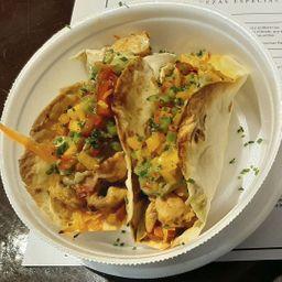 Tacos de Pollo X 2