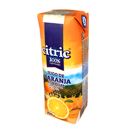 Citric Naranja 250 ml