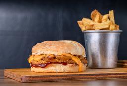 Sándwich Para Novatos de Carne