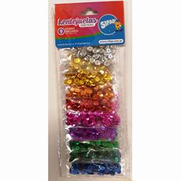 Lentejuelas Sifap Colores Surtidos