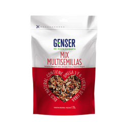 Mix de Semillas Genser Multi 120 g
