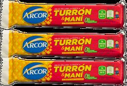 Combo 5U Turron Arcor X 25 Gr