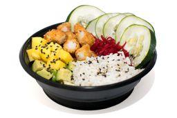 Langostinos Salad