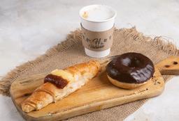 Promo 20 - 3 Facturas & Café