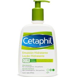 Cetaphil Emulsión Hidratante X 473 Ml.