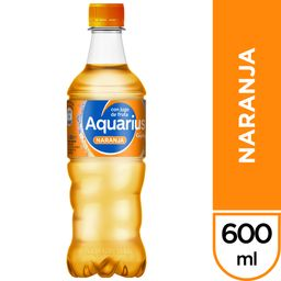 Aquarius Naranja 600 ml