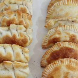 Empanada Jamón Crudo y Queso