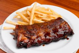 Kid Barbecue Ribs