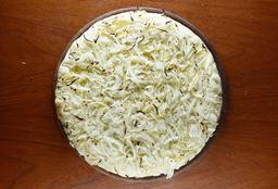 PIzza de Fugazzetta con Jamón