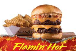 Combo Dennys Doubles + Flamin Hot