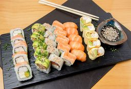 Tabla Shrimp & Salmon x 30