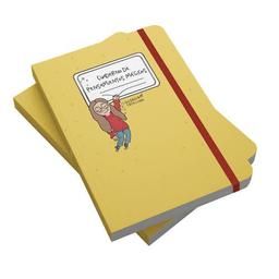 Cuaderno cosido Fera A5 T/semi rígida  Georgia Pensamientos