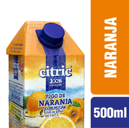 Jugo Citric Naranja 500 ml