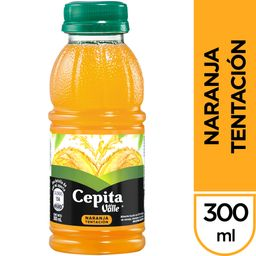 Cepita Naranja 300 ML