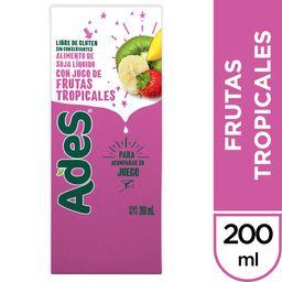 Ades Frutas Tropicales 200 ML