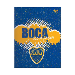 Cuaderno Abr Boca