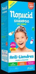 Nopucid Uso Diario Shampoo X 200 mL