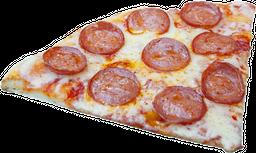 Mega Slice Pizza Quarterback