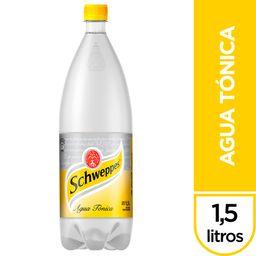 Schweppes Agua Tónica 1,5 L
