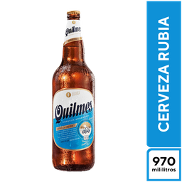 Quilmes Rubia Clásica 970 ml