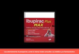 Ibupirac Plus Max 400 Mg X 10
